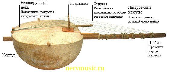 Кора | Музыкальная энциклопедия от А до Я | Музыкальные инструменты