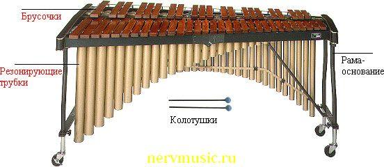 Маримба | Музыкальная энциклопедия от А до Я | Музыкальные инструменты