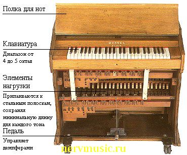 Челеста | Музыкальная энциклопедия от А до Я | Музыкальные инструменты