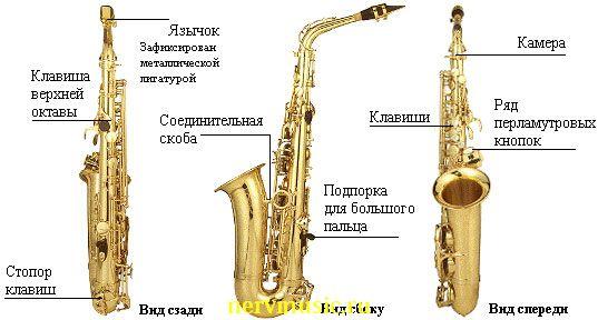 Альтовый саксофон | Музыкальная энциклопедия от А до Я | Музыкальные инструменты