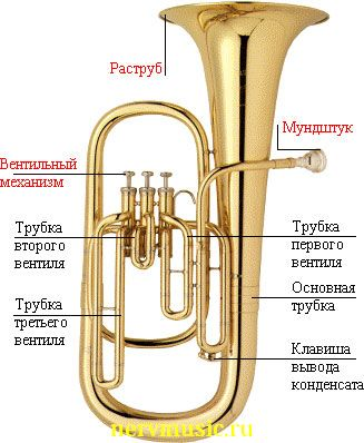 Тенор-туба | Музыкальная энциклопедия от А до Я | Музыкальные инструменты